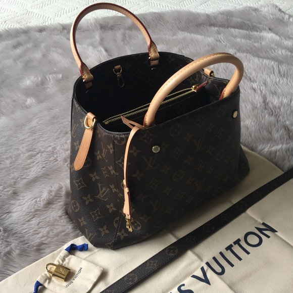 14c0a507ed5ec Louis Vuitton Handbags - Louise Vuitton Hand Bag